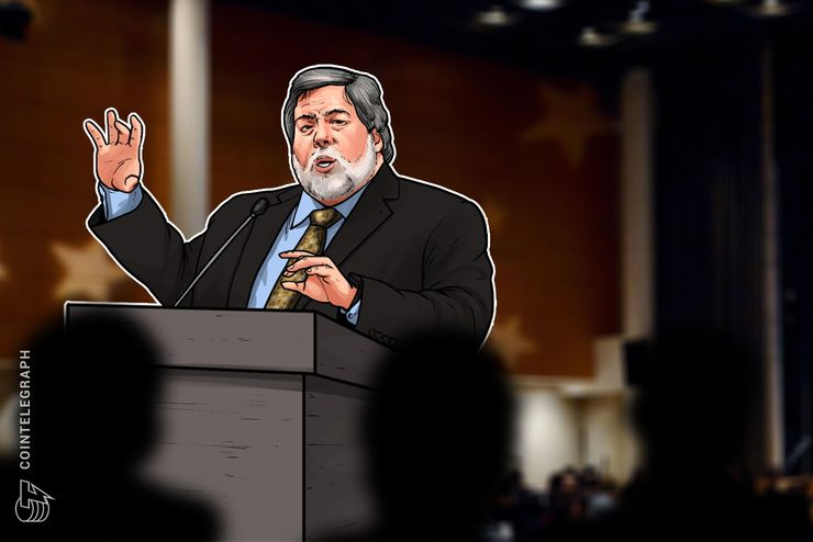 Secondo Steve Wozniak, cofondatore di Apple, al momento la blockchain è soltanto una bolla
