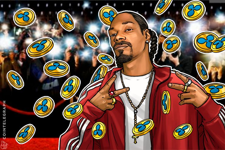 Snoop Dogg promocionará Ripple en un evento exclusivo para invitados en Nueva York