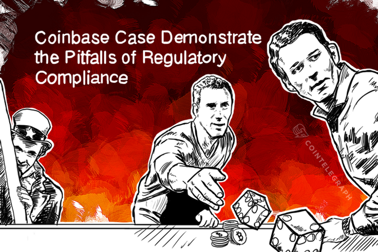 Coinbase Case Demonstrates the Pitfalls of Regulatory Compliance