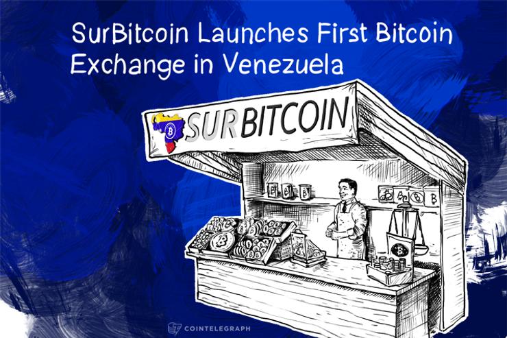 SurBitcoin Launches First Bitcoin Exchange in Venezuela