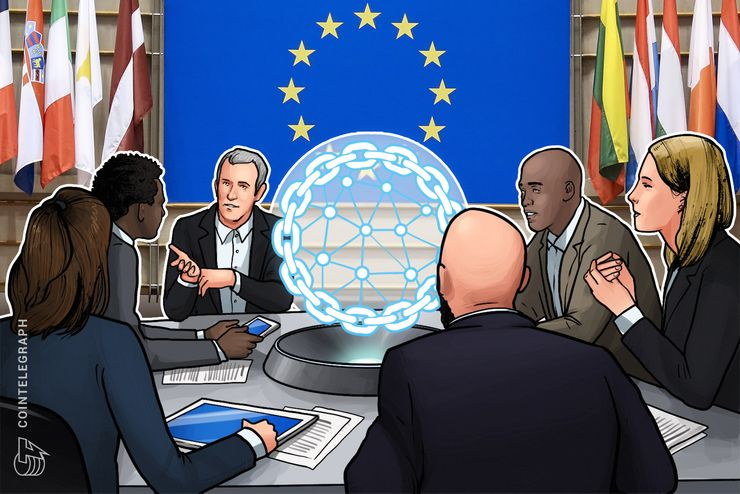 22 Countries Sign Declaration For European Blockchain Partnership