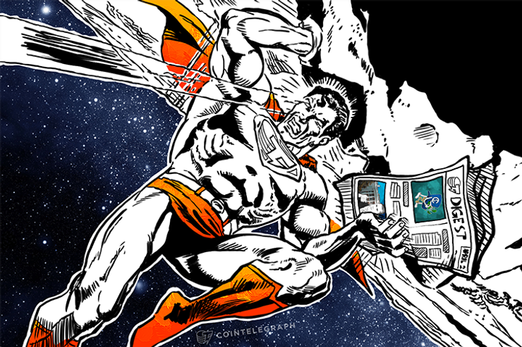 APRIL 2 DIGEST: Swiss Bank UBS Opens Blockchain Research Lab, Bitcoin April Fools Day Roundup