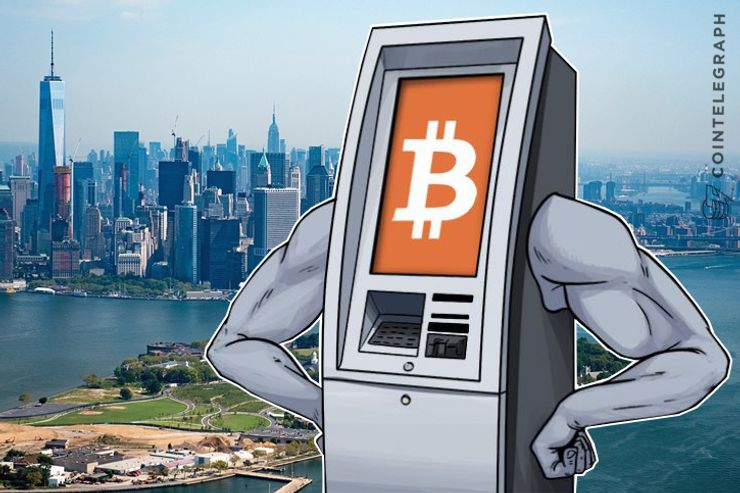 Coinsource Passes 100 Bitcoin ATMs with 14 New York Installations