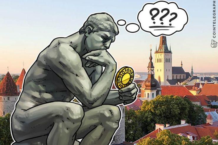 エストニアは自国のテジタル通貨を作ることはできない。