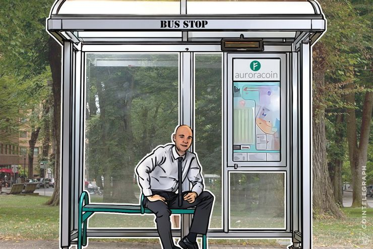 Auroracoin Ads Hit Iceland's Bus Stops, Auroracoin/Krona Exchange Coming Soon