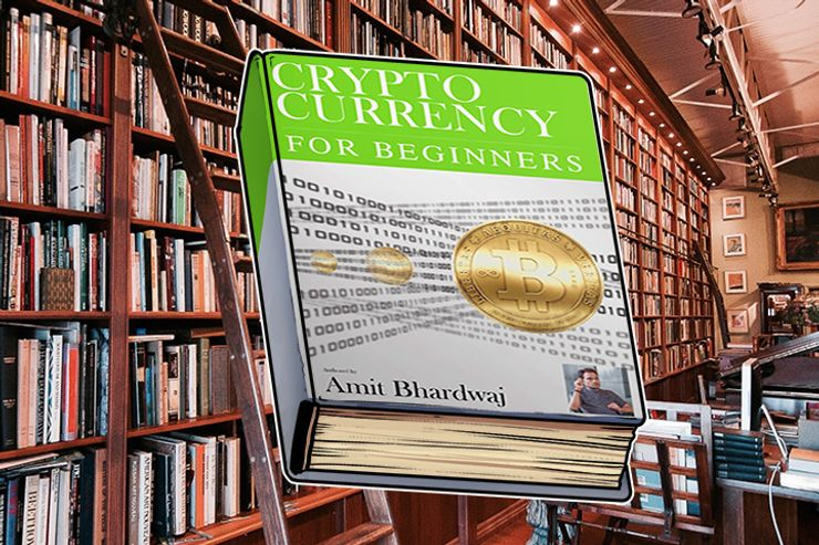 Amit Bhardwaj Launches Pioneering e-Book on Cryptocurrency