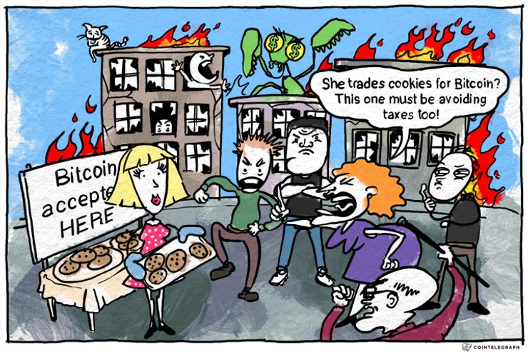 Debunked: Bitcoin Facilitates Crime