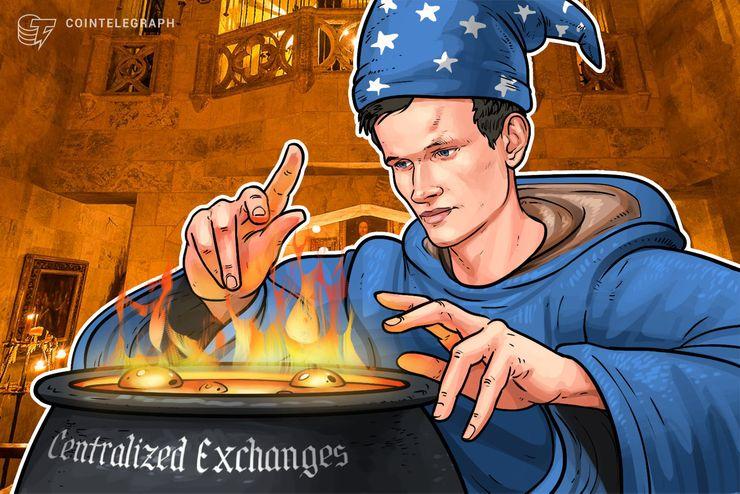 """""""فيتالِك بوتيرين"""" يهاجم بورصات العملات الرقمية المركزية: """"آمل أن تحترق في الجحيم"""""""
