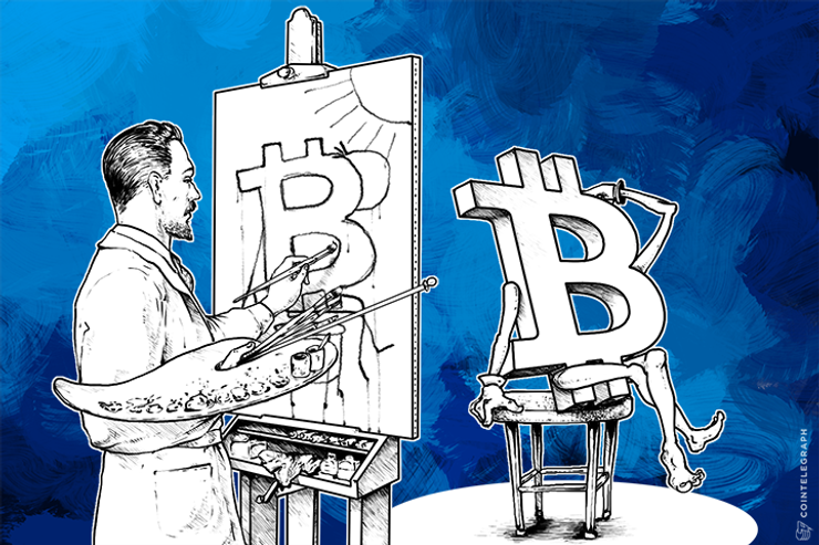 Artist Open-Sources Work for Bitcoin; IP Advocates Stumped