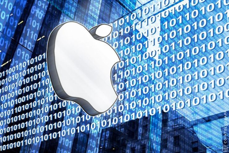 Apple Patent Filing Hints at Blockchain Use