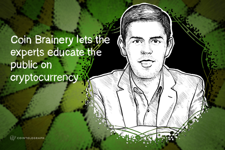 Coin Brainery lets the experts educate the public on cryptocurrency