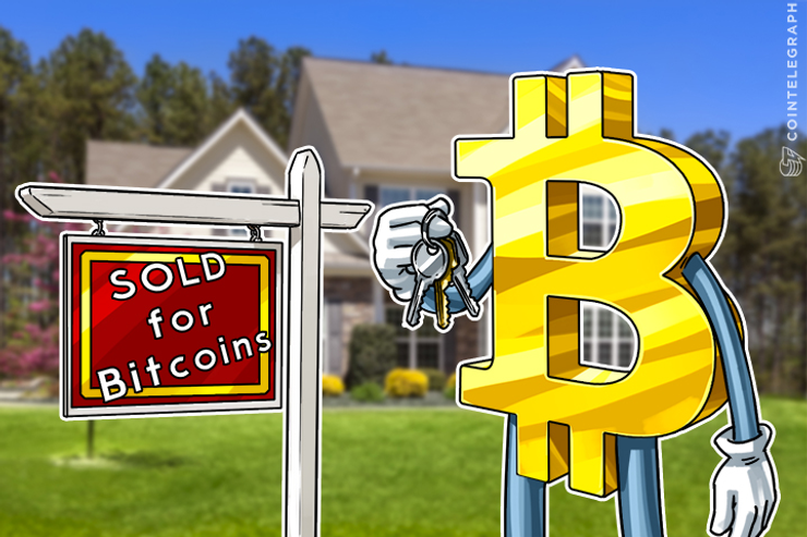 Real Estate Buyer Makes $1.3 Million Buying Home With Bitcoin