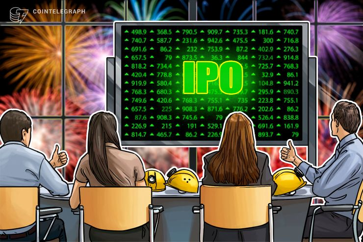 Leading Chinese Bitcoin Miner Manufacturer Files for IPO in Hong Kong