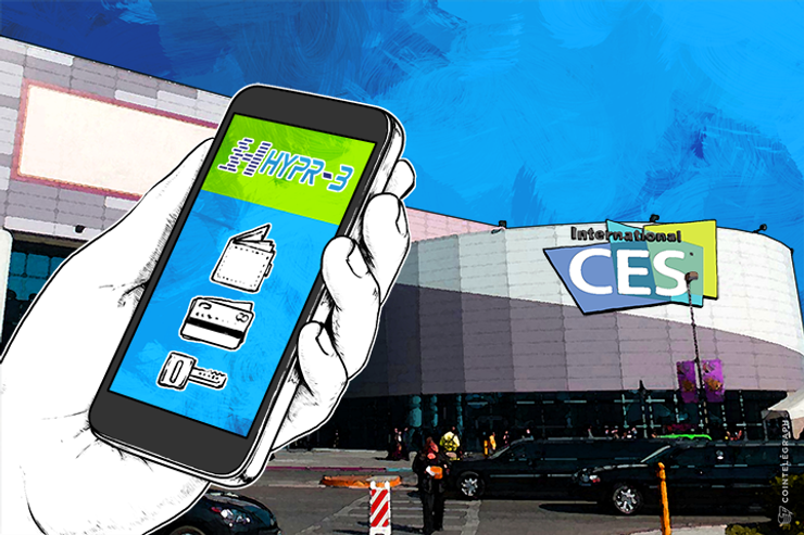 HyprKey To Exhibit Biometric Payment Gateway at the 2015 International CES