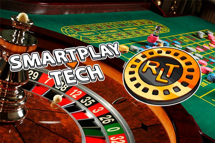 Token price grows tenfold after new roulette release by SmartPlay.tech