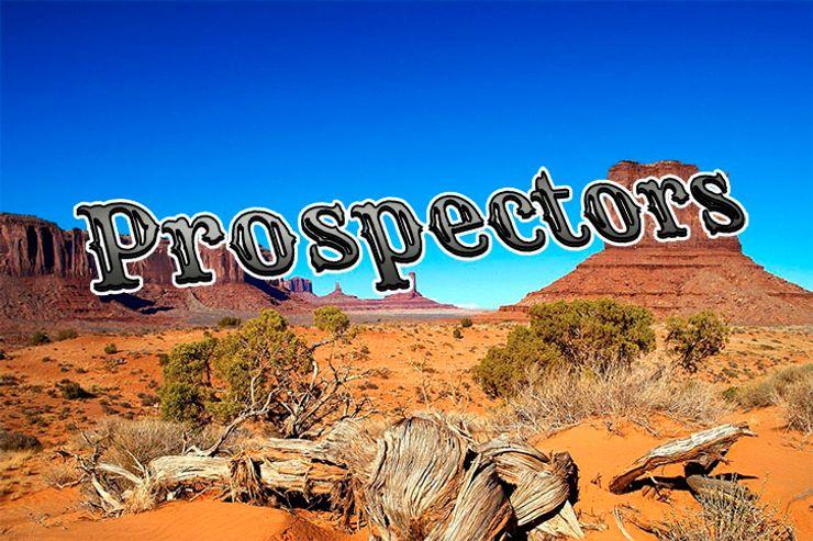 Prospectors – Ethereum-Based Online Economic Strategy