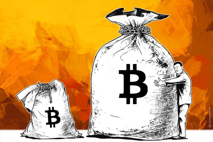 $1 Billion Invested So Far in Bitcoin & Blockchain Infrastructure