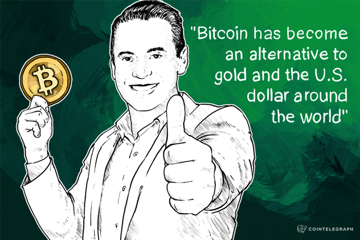 VC Investor Keith Gilabert: Dollar 'Tracking Bitcoin' Will Mean Price and Usage Rises