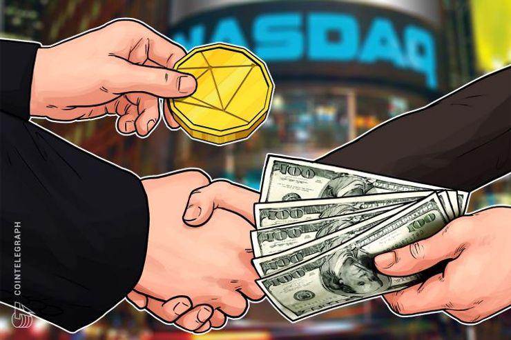 ナスダックCEO「仮想通貨はハイプ・サイクルの頂点にあり、今後発展していく」