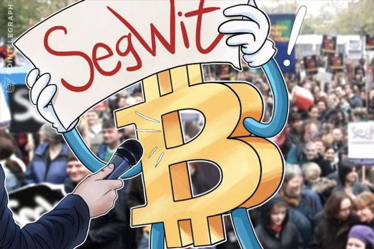 SegWait Is Over! Bitcoin Network Shows 80 Percent Support For SegWit2x
