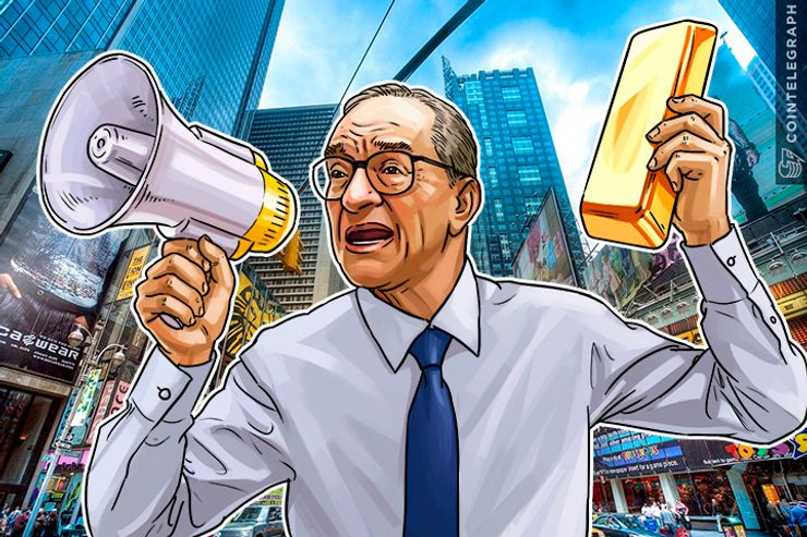 As Bitcoin Becomes New Gold, Ex Fed Chairman Calls for Return to Gold Standard