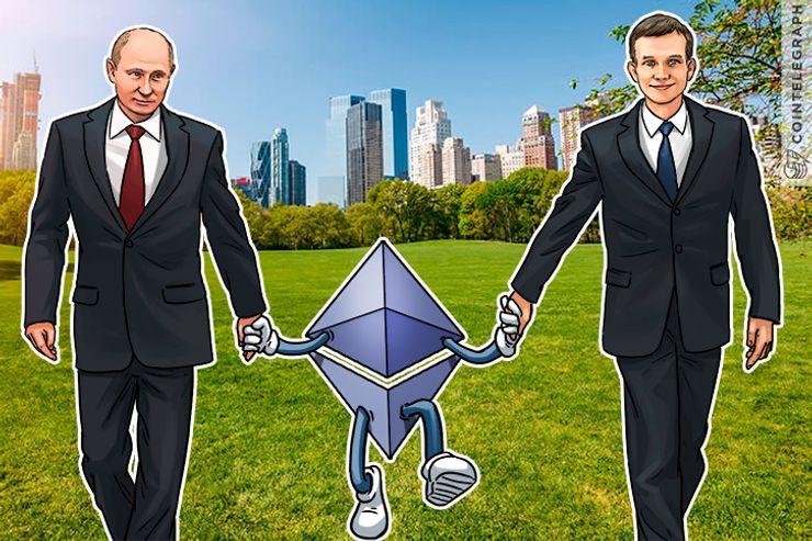 Suddenly Vladimir Putin Meets Vitalik Buterin, Endorses Ethereum