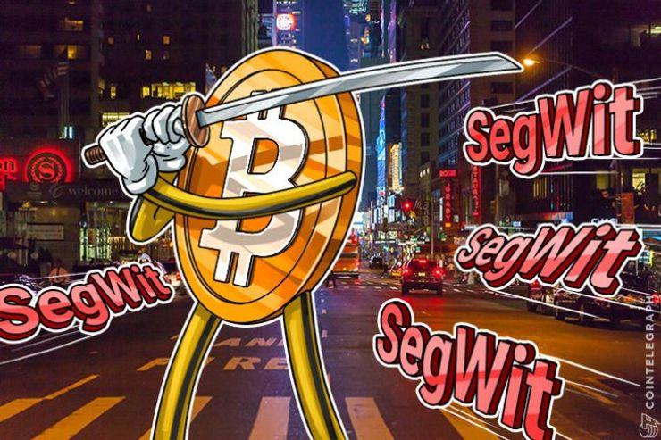 Fork do Bitcoin SegWit2x: eToro arma linhas de batalha enquanto a OKEx poderia prestar serviço à China