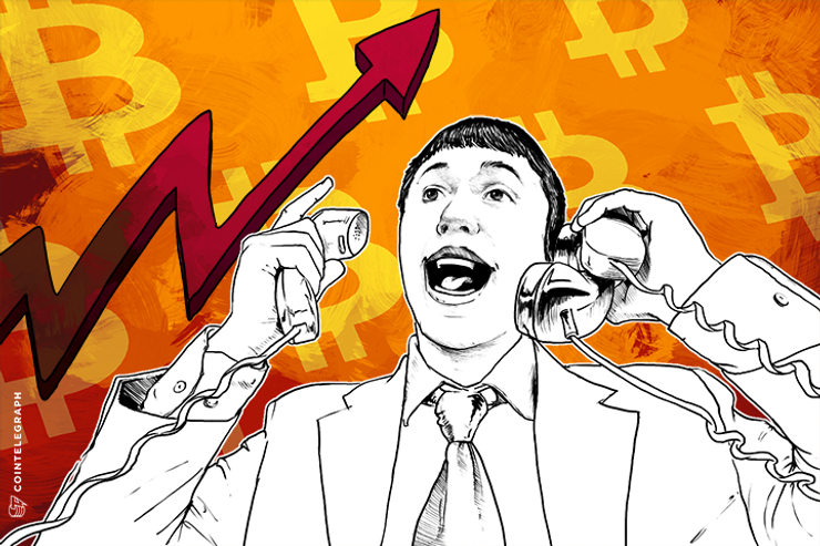 The Bitcoin Price Rollercoaster: North to South and Back