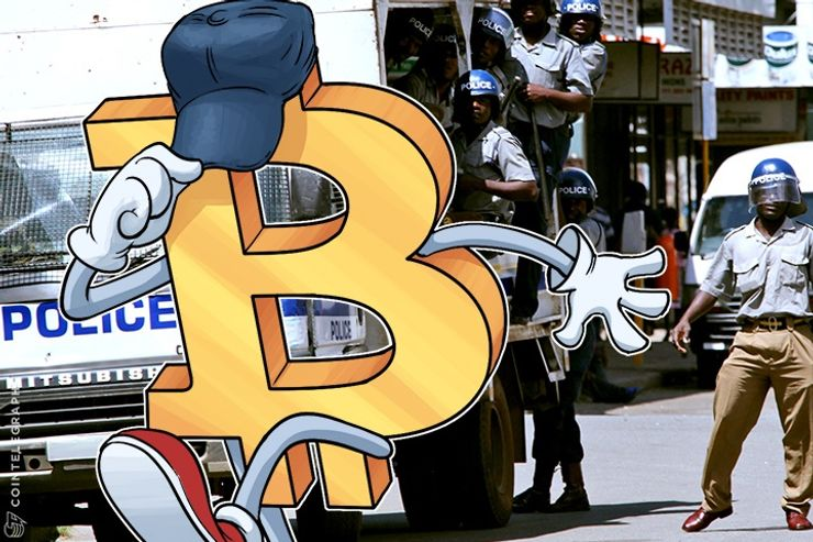 Bitcoin is Legal But Not Tender in Multi-Currency Zimbabwe