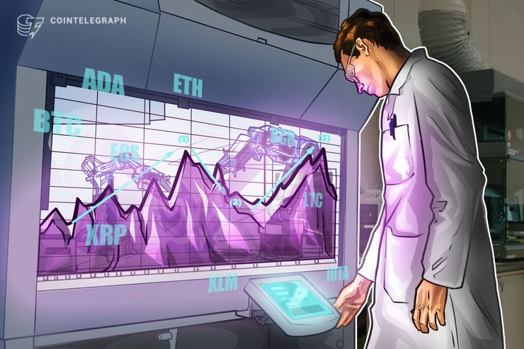 Bitcoin, Ethereum, Ripple, Bitcoin Cash, EOS, Litecoin, Cardano, Stellar, IOTA: Analisi dei prezzi, 20 giugno