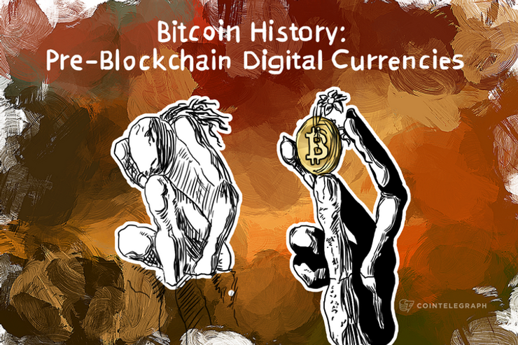 Bitcoin History: Pre-Blockchain Digital Currencies