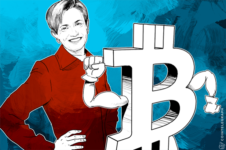 Blythe Masters: Bitcoin Tech has 'Gigantic Potential'