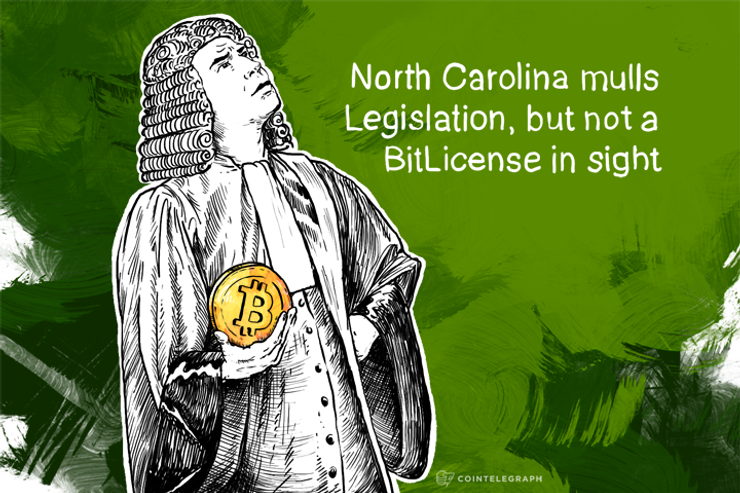 North Carolina mulls Legislation, but not a BitLicense in sight