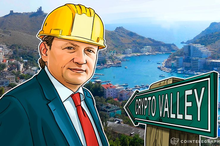 Russia Considers Building Crypto Valley in Crimea Following Switzerland