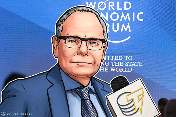 "Don Tapscott: ""We Need Microsurgery on This New Economy"""