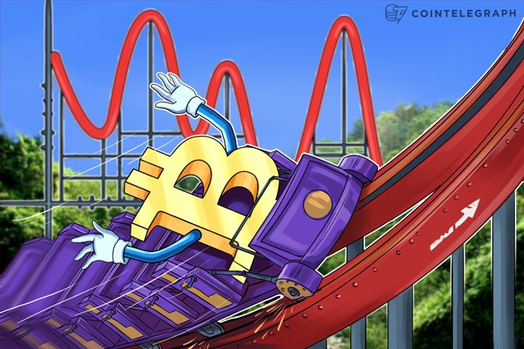 Five Bitcoin Crashes and What You Can Learn From Them