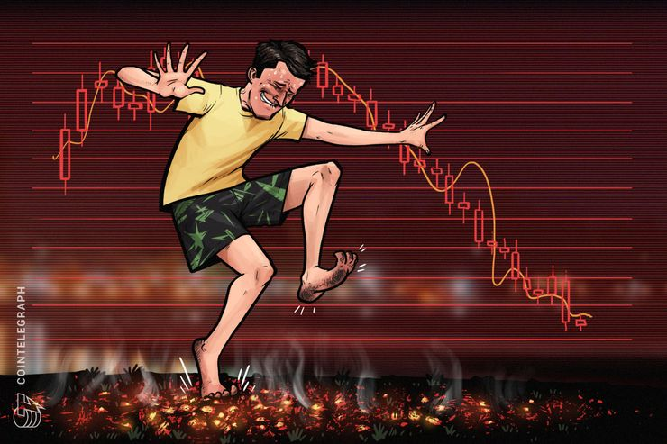 Crypto Prices Plummet Sharply, With Significant Losses Across the Board