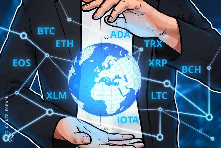Bitcoin, Ethereum, Ripple, Bitcoin Cash, EOS, Litecoin, Cardano, Stellar, IOTA, Tron: Price Analysis, June 29