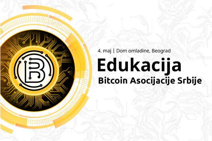 Edukacija Bitcoin Asocijacije Srbije u Domu omladine