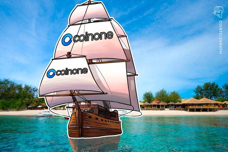 Coinone, importante exchange sudcoreano, lancerà una filiale in Indonesia