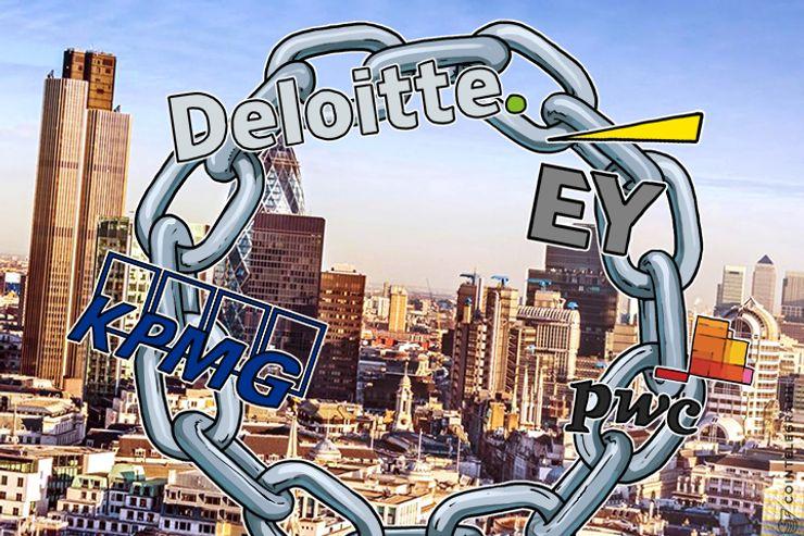 The 'Big Four' to Establish Their Own Blockchain Consortium