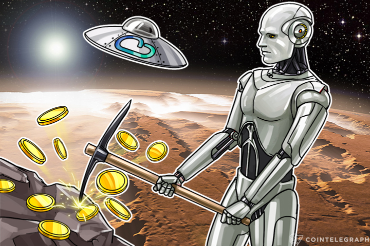 UFO Miners To Begin a New Era For Cryptocoin Mining