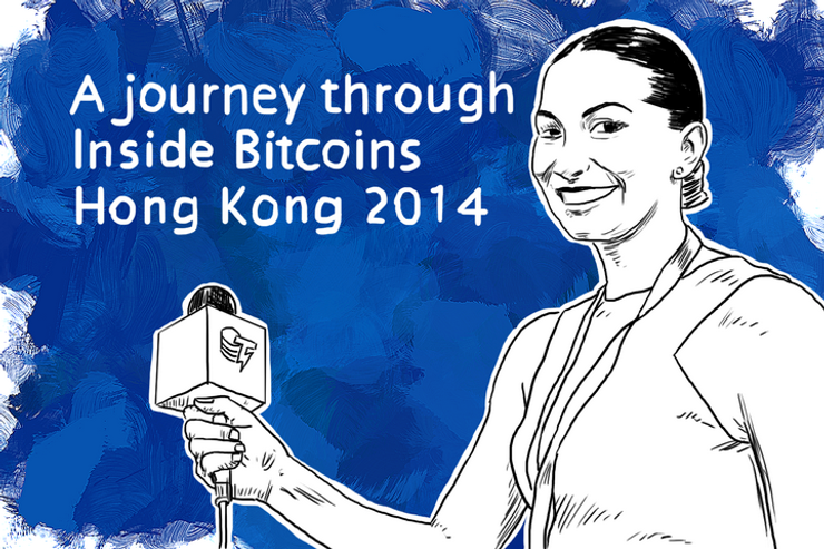 A journey through Inside Bitcoins Hong Kong 2014