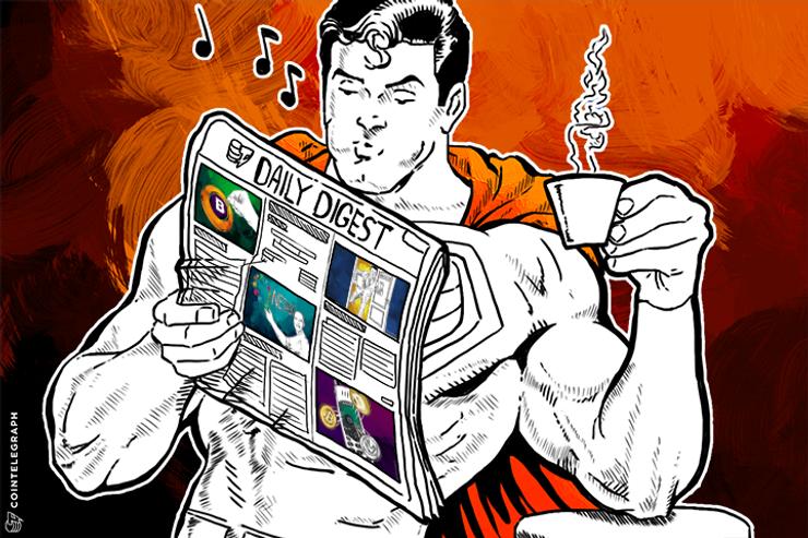 DAILY DIGEST: OKCoin CTO Resigns, BTM Shutdown in Vermont
