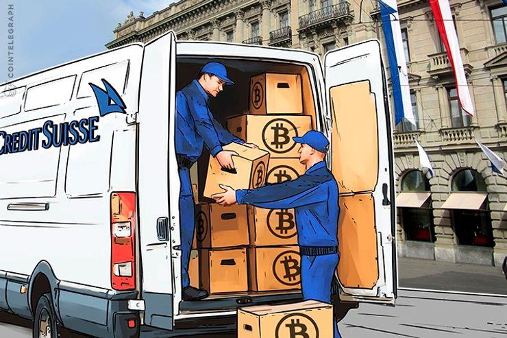 Grandes coisas no futuro Bitcoin da Square: Credit Suisse