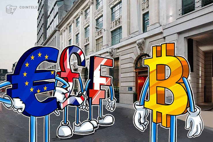Bitcoin 'Not The Answer To Cashless Economy' Says European Banks' Top Brass