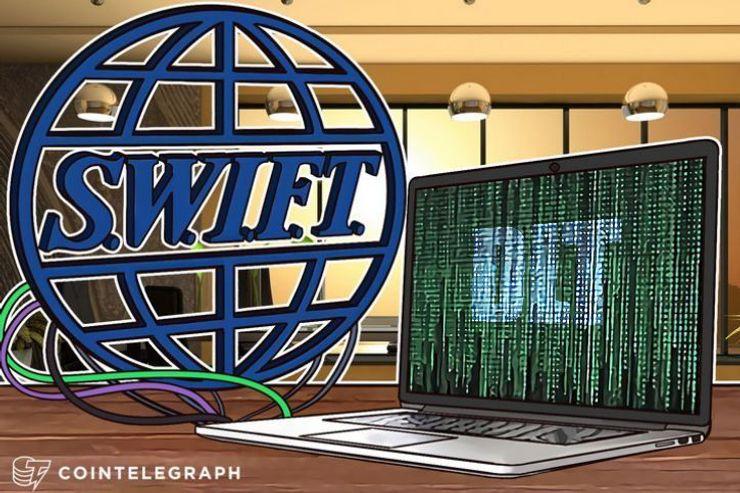 A Blockchain piloto para transferências de banco para banco SWIFT foi 'extremamente bem'
