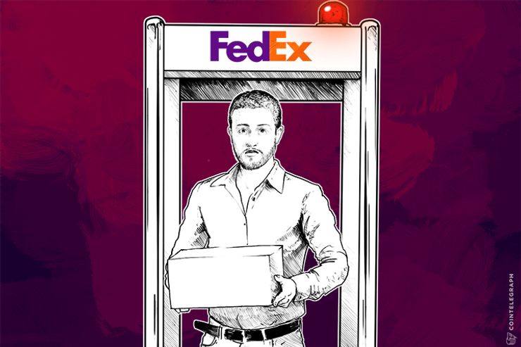 Cody Wilson's 'Ghost Gunner' Shipments Blocked by FedEx