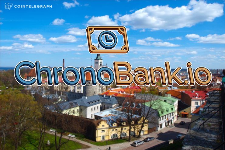 Chronobank Makes Time For Estonia's Crypto Effort