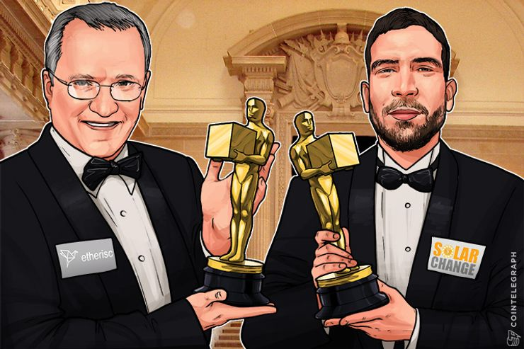 Cointelegraph Events, Humaniq Announce Blockchain Oscar Winners